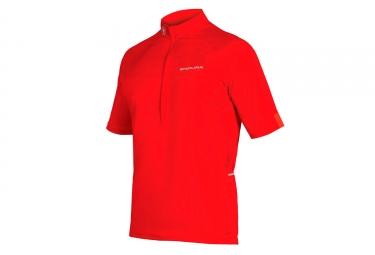 Endura Jersey Xtract II Red