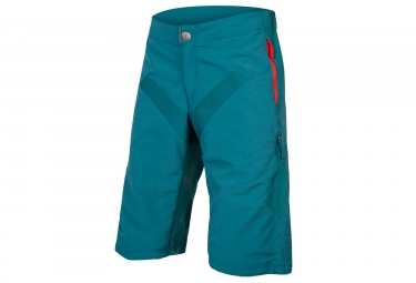 Short Endura SingleTrack Bleu