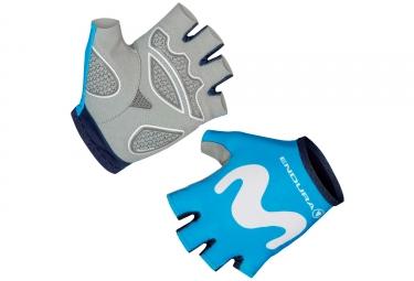 Endura Handschuhe Gerichte Race Movistar Team
