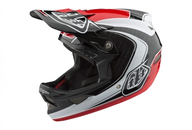 Casco integral TLD Troy Lee Designs D3 Mirage Carbon Mips 2018