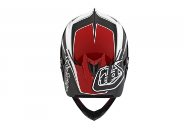 Casco Integral Troy Lee Designs D3 Mirage Noir / Rouge