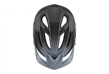 Casque Troy Lee Designs A2 Starburst Mips Argent 2018