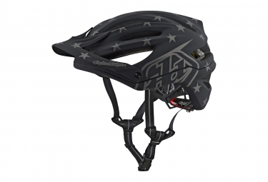 Troy lee casque a2 mips superstar black xl xxl