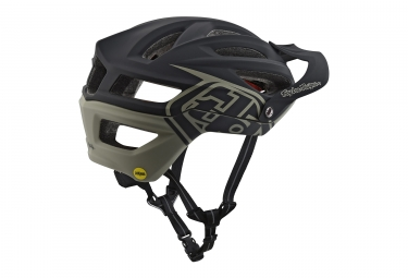 Casque Troy Lee Designs A2 Decoy Mips Noir 2018