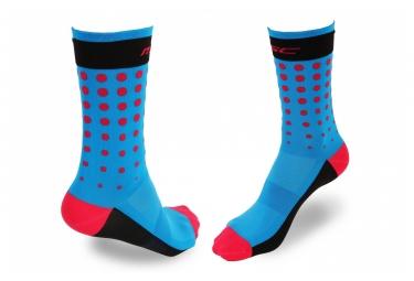 MSC Flamingo Socken Blau Rosa