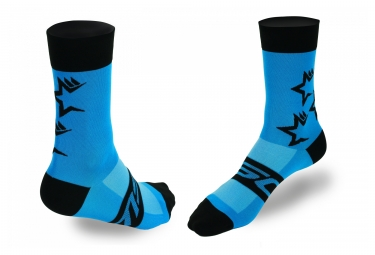 MSC FiveStars Socks Blue