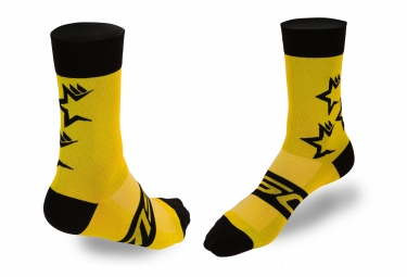 MSC FiveStars Socks Yellow
