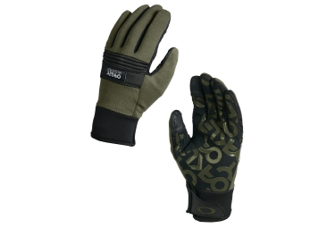 gants longs oakley factory spring kaki xl