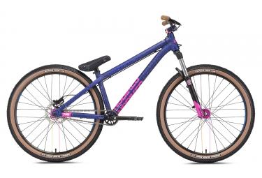 Velo de dirt ns bikes movement 2 violet 2018