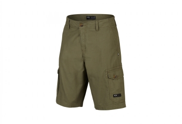 short oakley foundation cargo kaki 28