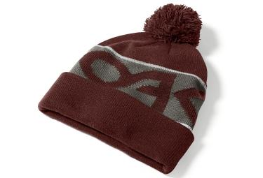 bonnet oakley factory cuff rouge
