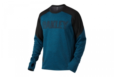 Sweat oakley performance bleu xl