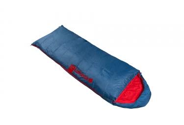 Lafuma active 10 degrees xl insigna bleu vibrant rouge zip droit