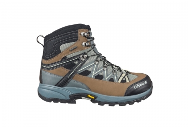 Chaussures de randonnee lafuma atakama ii marmot stone marron 41 1 3