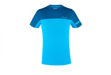 Lafuma skim t shirt insigna bleu l
