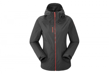 Lafuma Lady Skim Zip In Jacket Black Noir