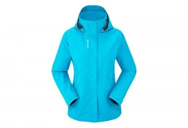 Lafuma femme way veste caribbean bleu xl