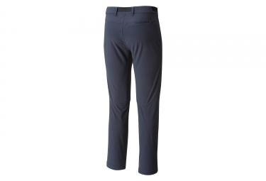 Pantalon Mountain Hardwear Chockstone Hike Bleu Foncé
