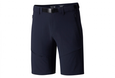 short mountain hardwear chockstone hike bleu fonce 31