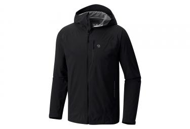 Veste Mountain Hardwear Stretch Ozonic Noir