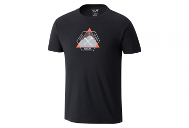 T shirt mountain hardwear route setter noir l