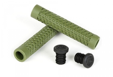 CULT Pair of grips VANS WAFFLE Green