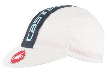 Casquette Castelli Retro 3 Blanc Gris