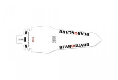 RRP Road RearGuard White