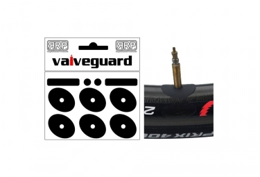 Patchs Anti-Vibrations pour Valve RRP ValveGuard Noir