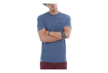 T shirt vans skate bleu s