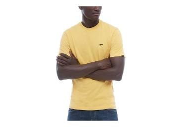 T shirt vans skate jaune s