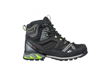 millet high route gtx charcoal acid vert 42 2 3