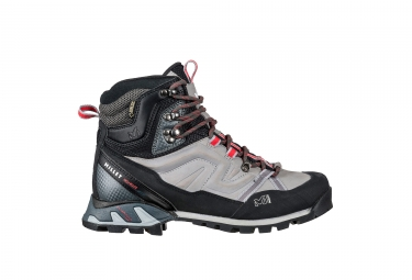 millet high route gtx hibiscus heather gris femme 38 2 3