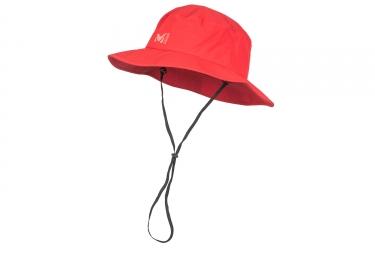 Millet Rainproof Hat Hibiscus
