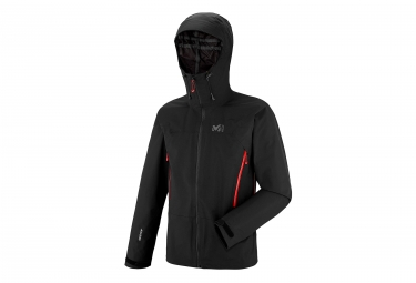 Veste millet kamet light gtx noir xl