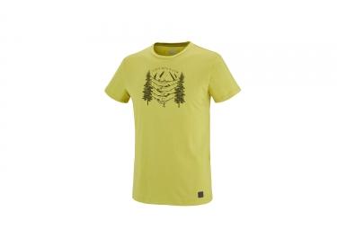Millet Barrinha T-Shirt maniche corte verde muschio