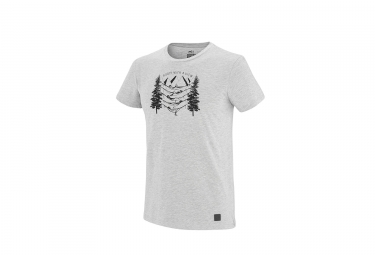 T shirt manches courtes millet barrinha heather gris s