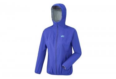 Millet Women Ltk Rush 2.5L Jacket Purple Blue