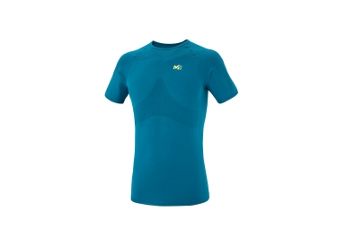 T-Shirt manches Courtes Millet Ltk Seamless Poseidon