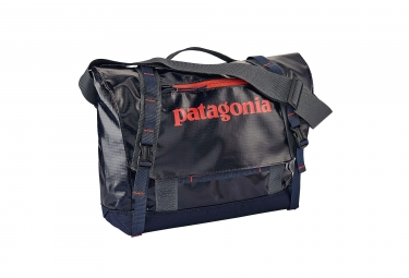 Sac en bandouliere patagonia black hole mini messenger 12l bleu rouge 12
