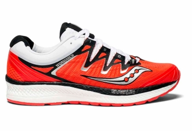 Chaussures saucony triumph iso 4 rouge blanc 39