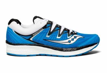 Chaussures saucony triumph iso 4 bleu blanc 42