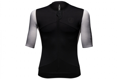 campagnolo maillot manches courtes c tech jersey black white xl