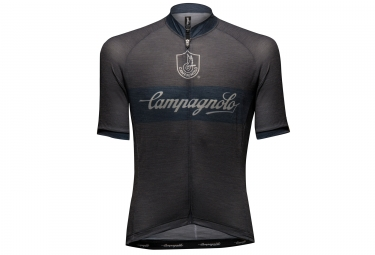 campagnolo maillot manches courtes palladio grey m