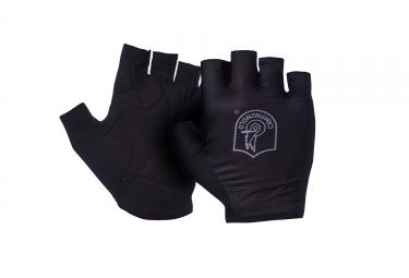 Campagnolo paire de gants courts glotech black s