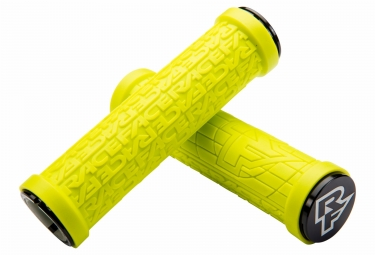 RACE FACE Grippler Grips - Yellow