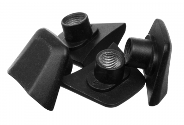 External Chainring FSA SL-K ABS 4H Black 110BCD 10/11s