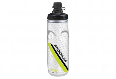 bidon camelbak podium dirt series chill 0 62 l vert