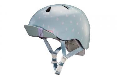 Bern Niña Girl Helmet Blue