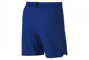 Short Nike Flex DWR Bleu